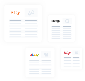 Use On Global Marketplaces To Sell Your Items Shopier